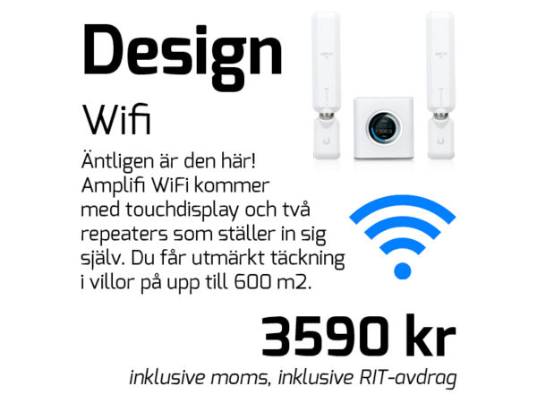Wifi – Design