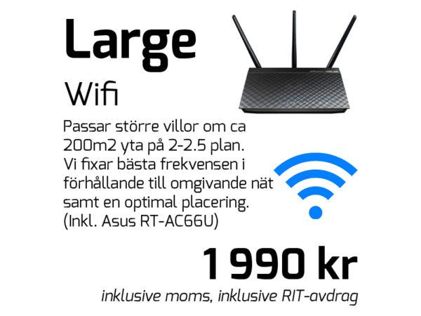 WiFi – Large