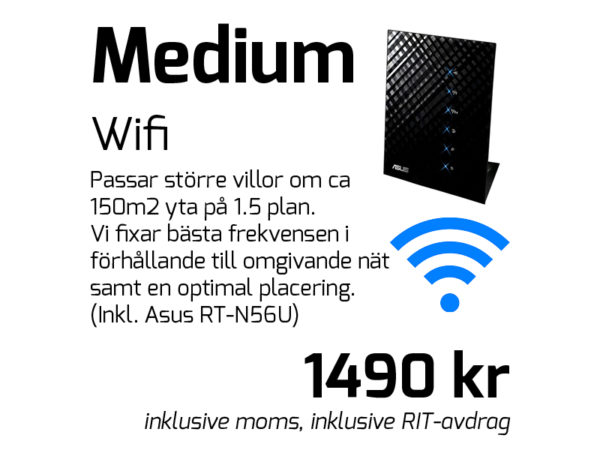 WiFi – Medium